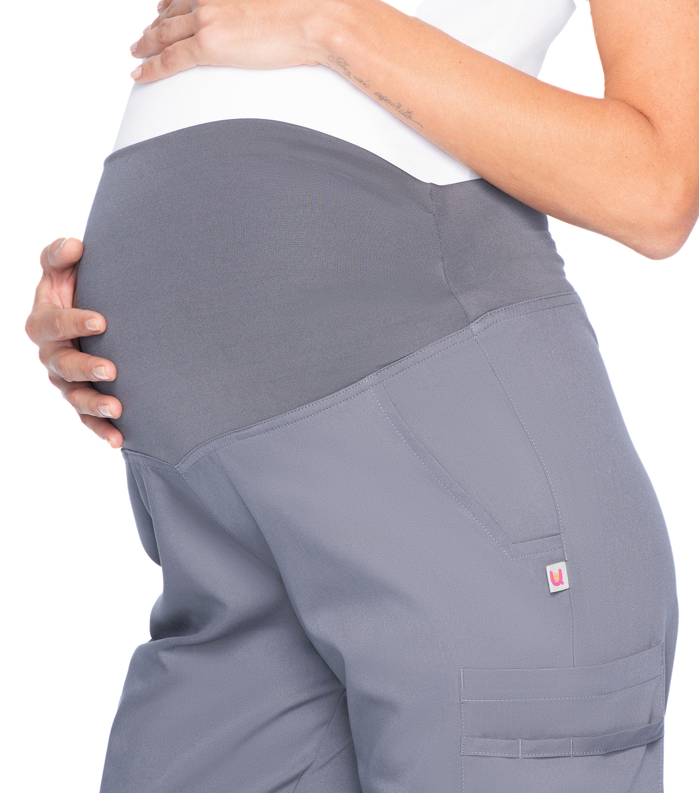 Urbane Ultimate Womens Maternity Scrub Pant